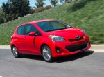 Toyota Yaris SE 5 door USA 2011 Photo 08