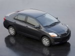 Toyota Yaris Sedan 2008 Photo 03