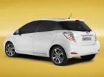 Toyota Yaris Trend 5 door 2012 Photo 03