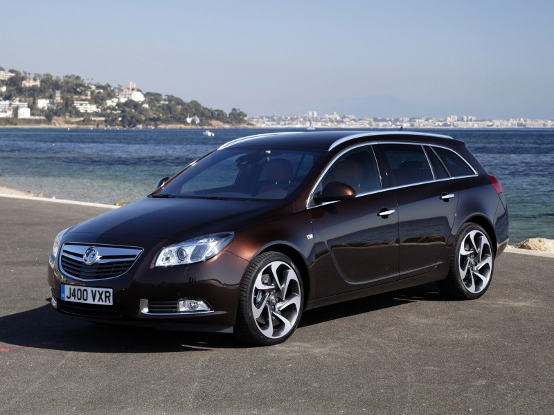 vauxhall insignia 4 4 biturbo sports tourer 2012 vauxhall. Black Bedroom Furniture Sets. Home Design Ideas