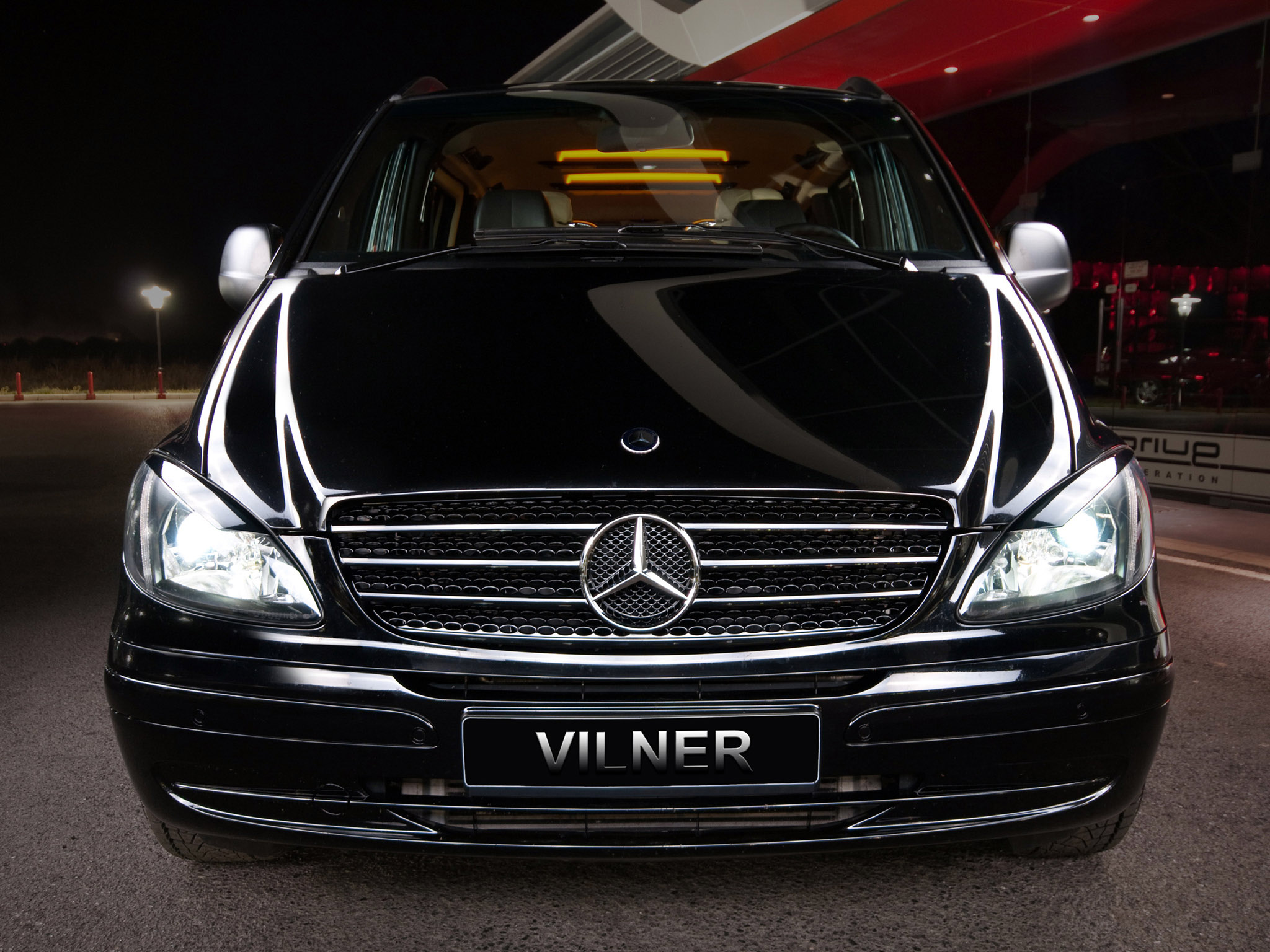 Car in pictures - car photo gallery » Vilner Mercedes Vito ...
