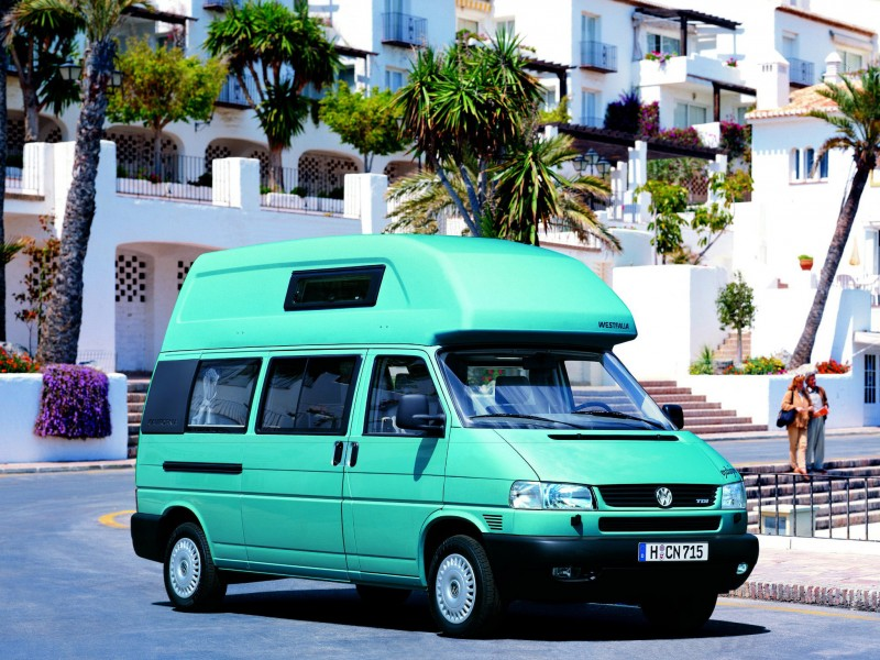 westfalia volkswagen t4 california high roof 1996 2003 westfalia volkswagen t4 california high. Black Bedroom Furniture Sets. Home Design Ideas