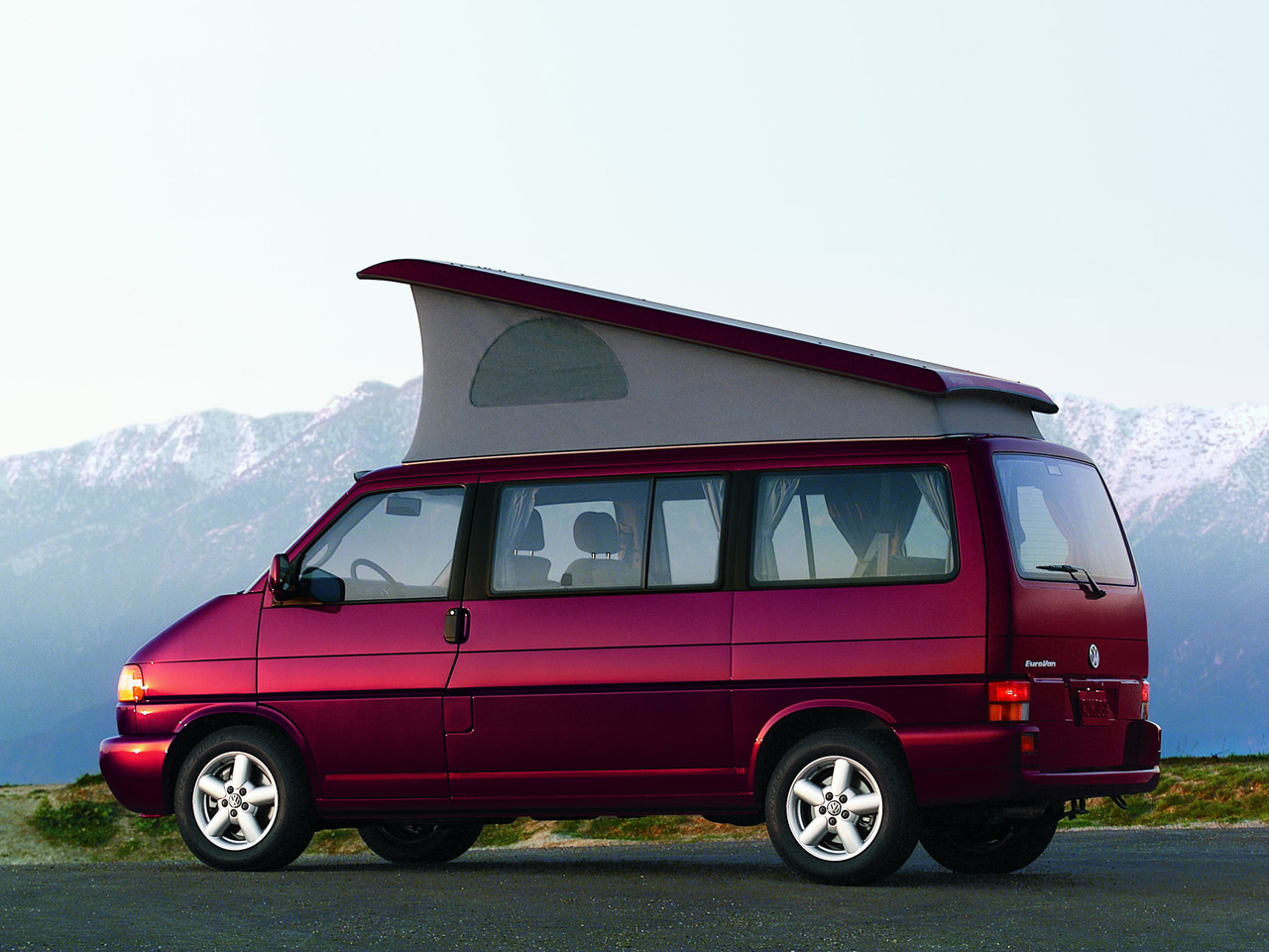 Volkswagen Westfalia Camper Eurovan Autos Post