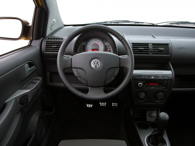 Volkswagen CrossFox 2008 Photo 03