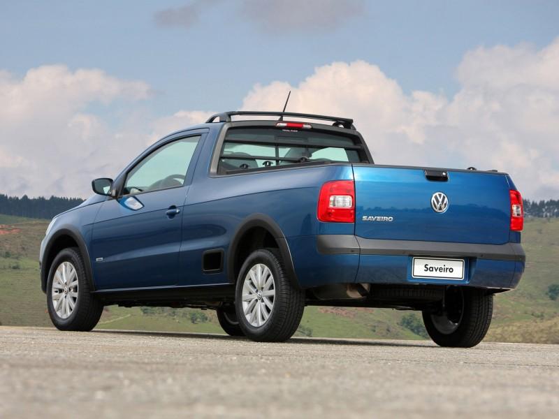 Volkswagen Saveiro Trend 2009 Volkswagen Saveiro Trend 2009 Photo ...