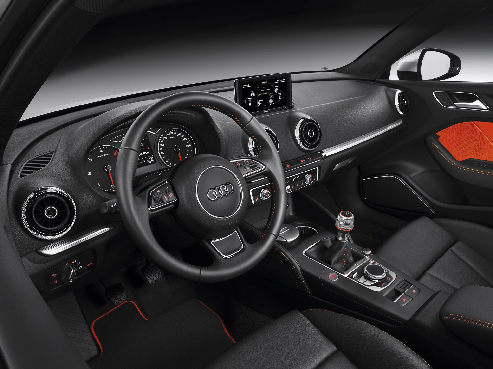 Audi A3 Sportback 2 0 Tdi S Line 2013 Audi A3 Sportback 2