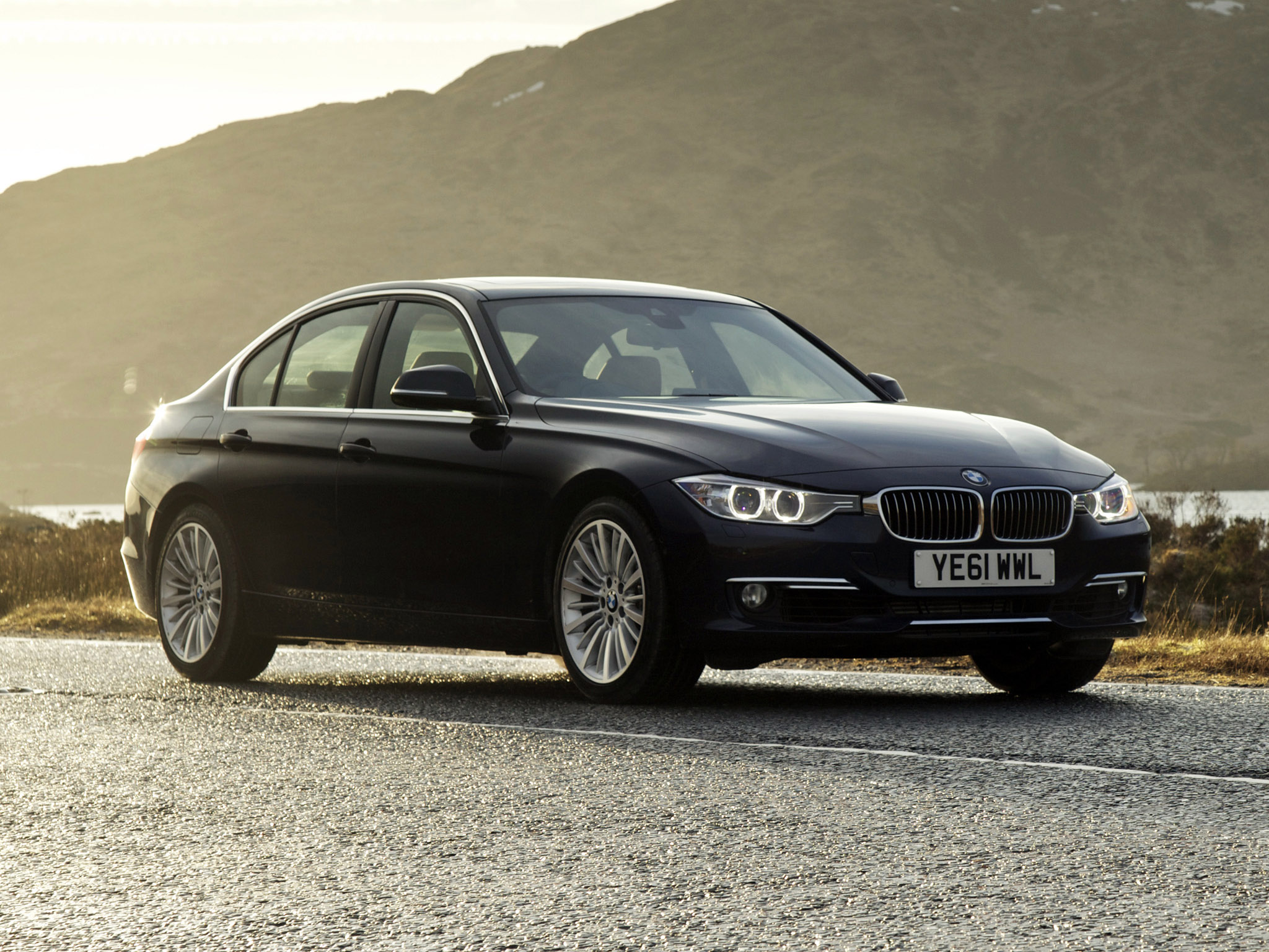 Bmw 335i Sedan Luxury Line F30 Uk 2012 Photo 08 Car In Pictures Car Photo Gallery