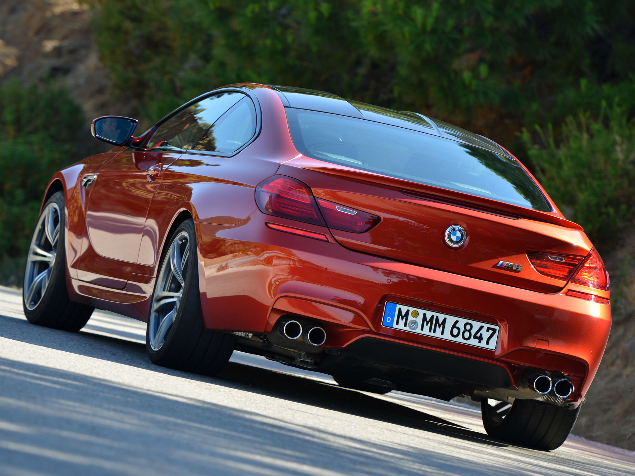 Bmw M6 F12 2012 Bmw M6 F12 2012 Photo 15 Car In Pictures