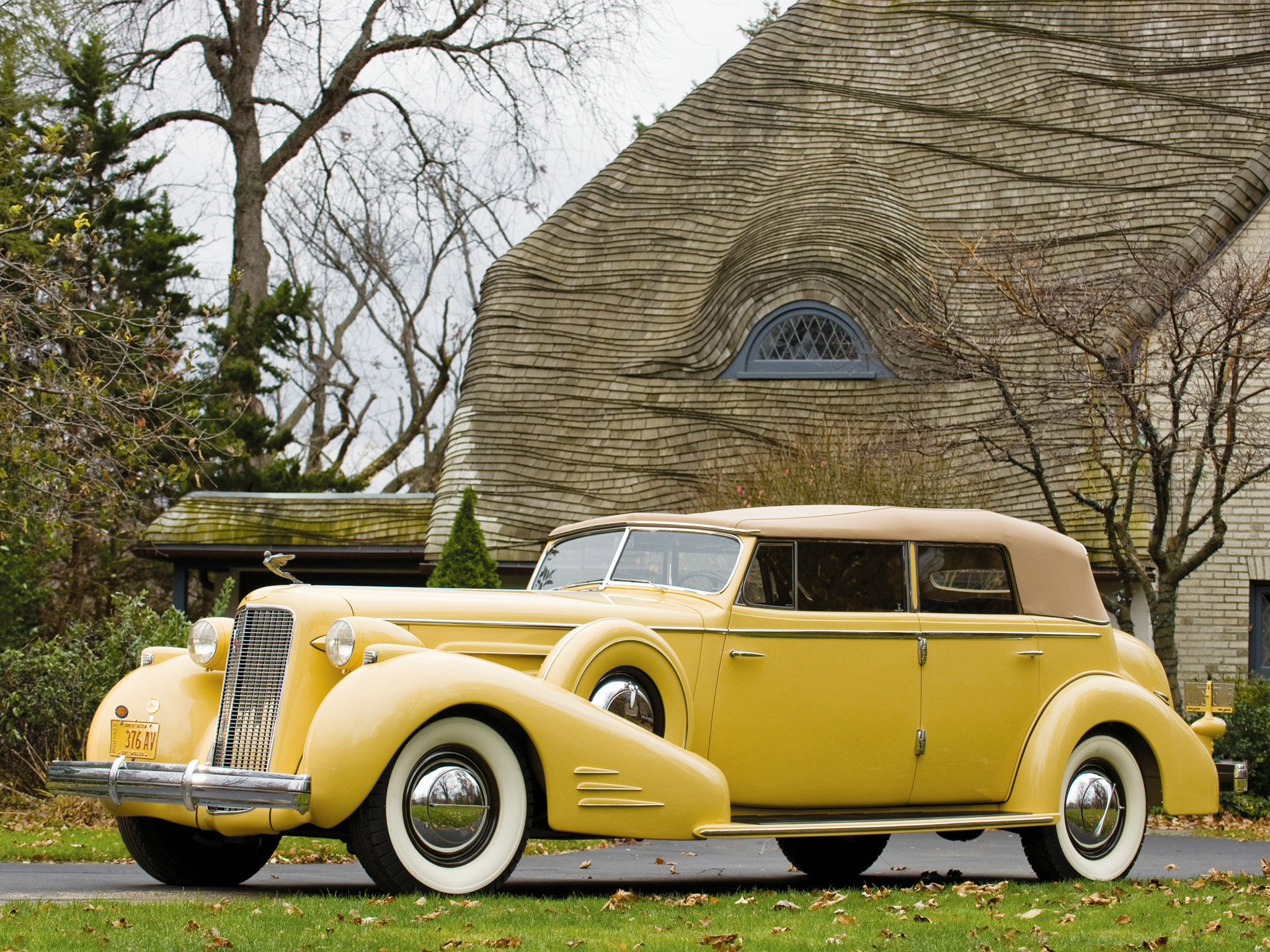 Car In Pictures Car Photo Gallery Cadillac V16 452d