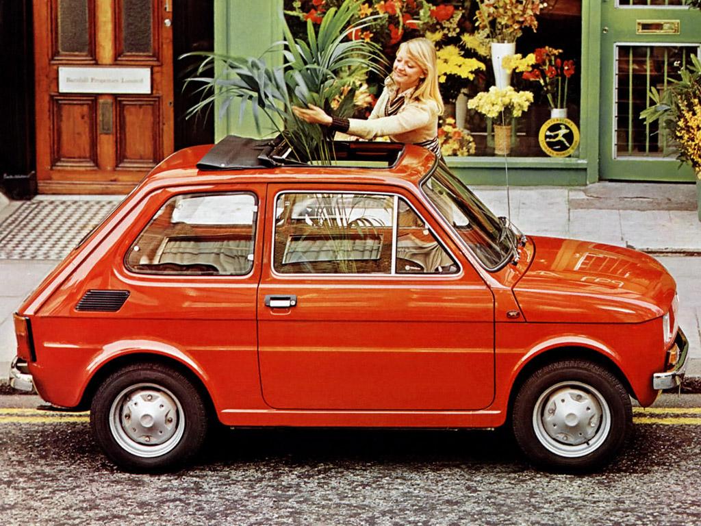 Fiat 126 1972-76 Fiat 126 1972-76 Photo 04 – Car in pictures - car