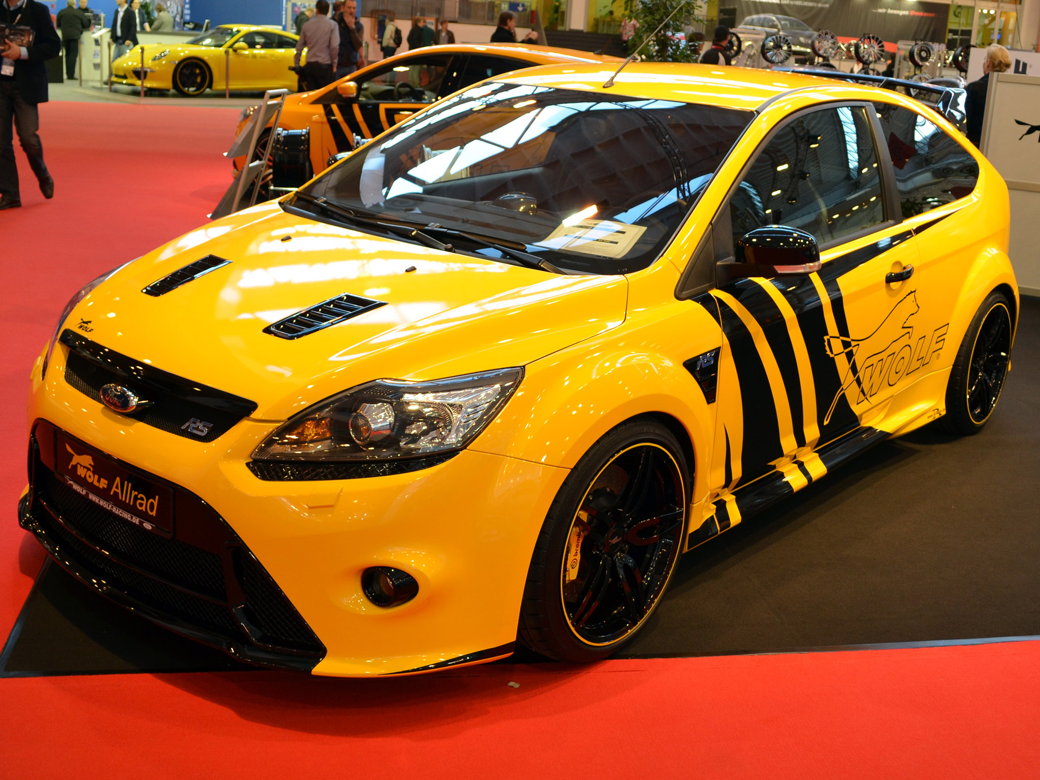 ford focus 2 5 rs wolf tuning. Black Bedroom Furniture Sets. Home Design Ideas