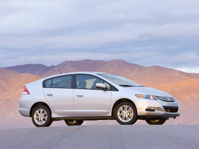 Car in pictures - car photo gallery » Honda Insight 2009 Photo 05