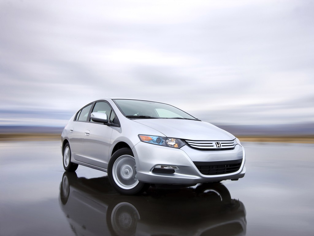 Car in pictures - car photo gallery » Honda Insight 2009 Photo 13