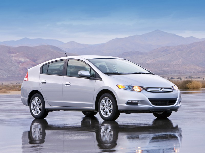 Car in pictures - car photo gallery » Honda Insight 2009 Photo 16