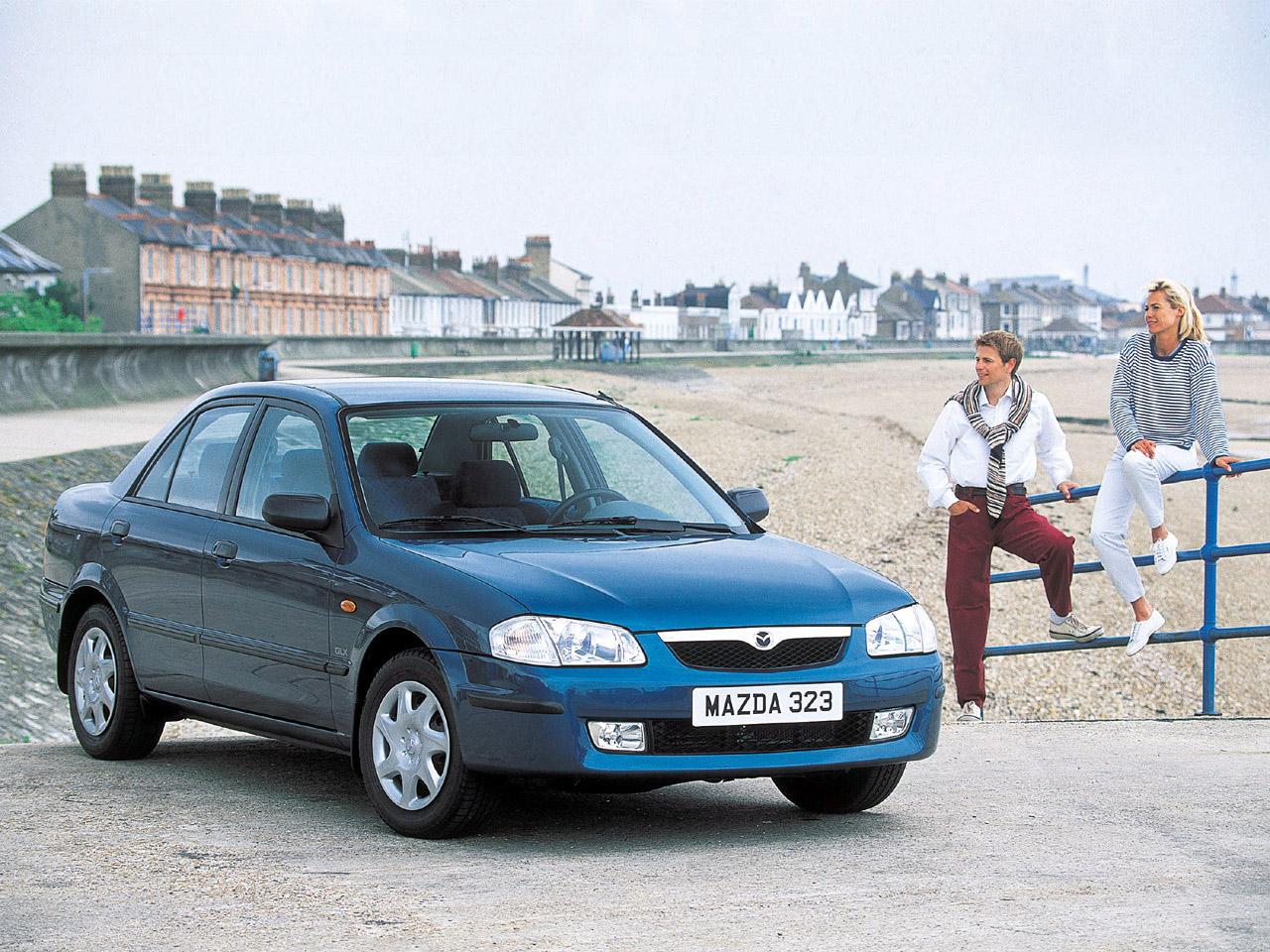 Kelebihan Mazda 323 2000 Spesifikasi