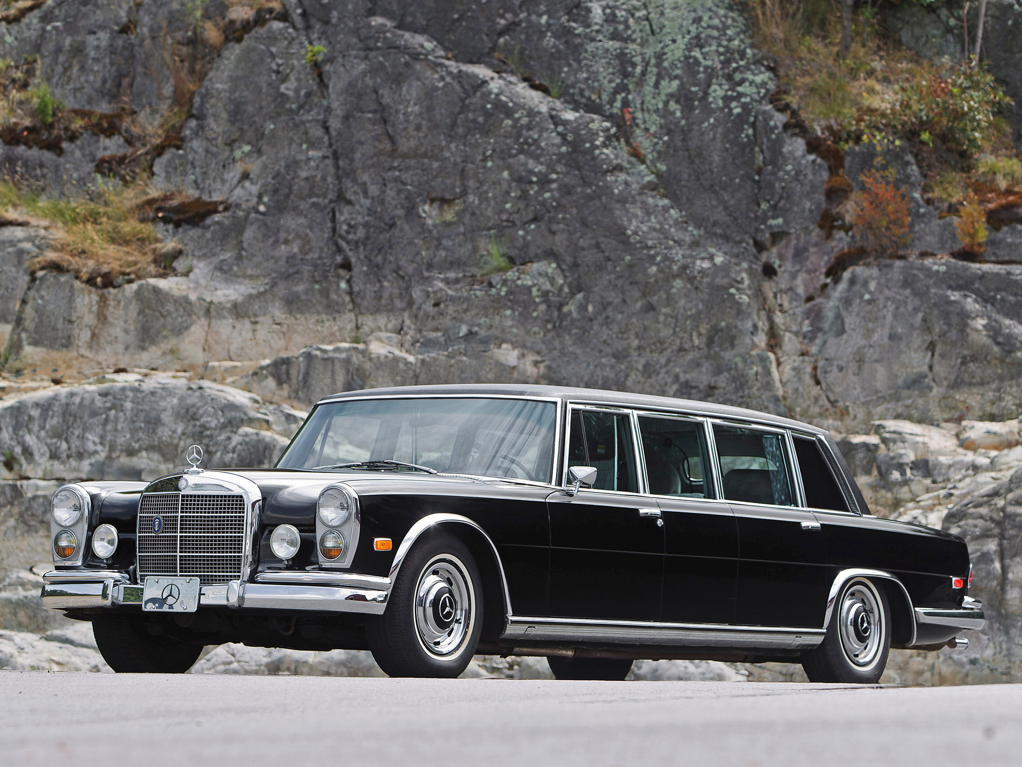 mercedes 600 pullman w100 1964 81 mercedes 600 pullman w100 1964 81 photo 18 car in pictures. Black Bedroom Furniture Sets. Home Design Ideas