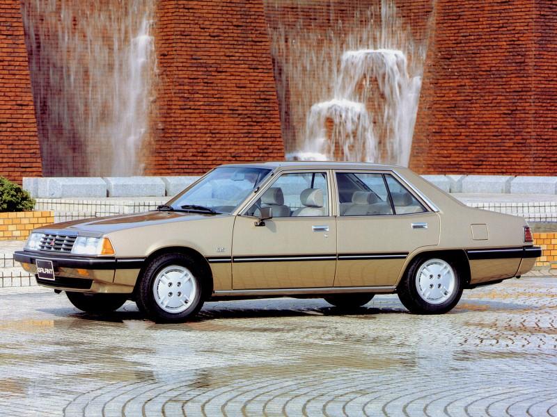 Mitsubishi galant 1980-1983 Mitsubishi galant 1980-1983 Photo 02 – Car in pictures - car photo ...