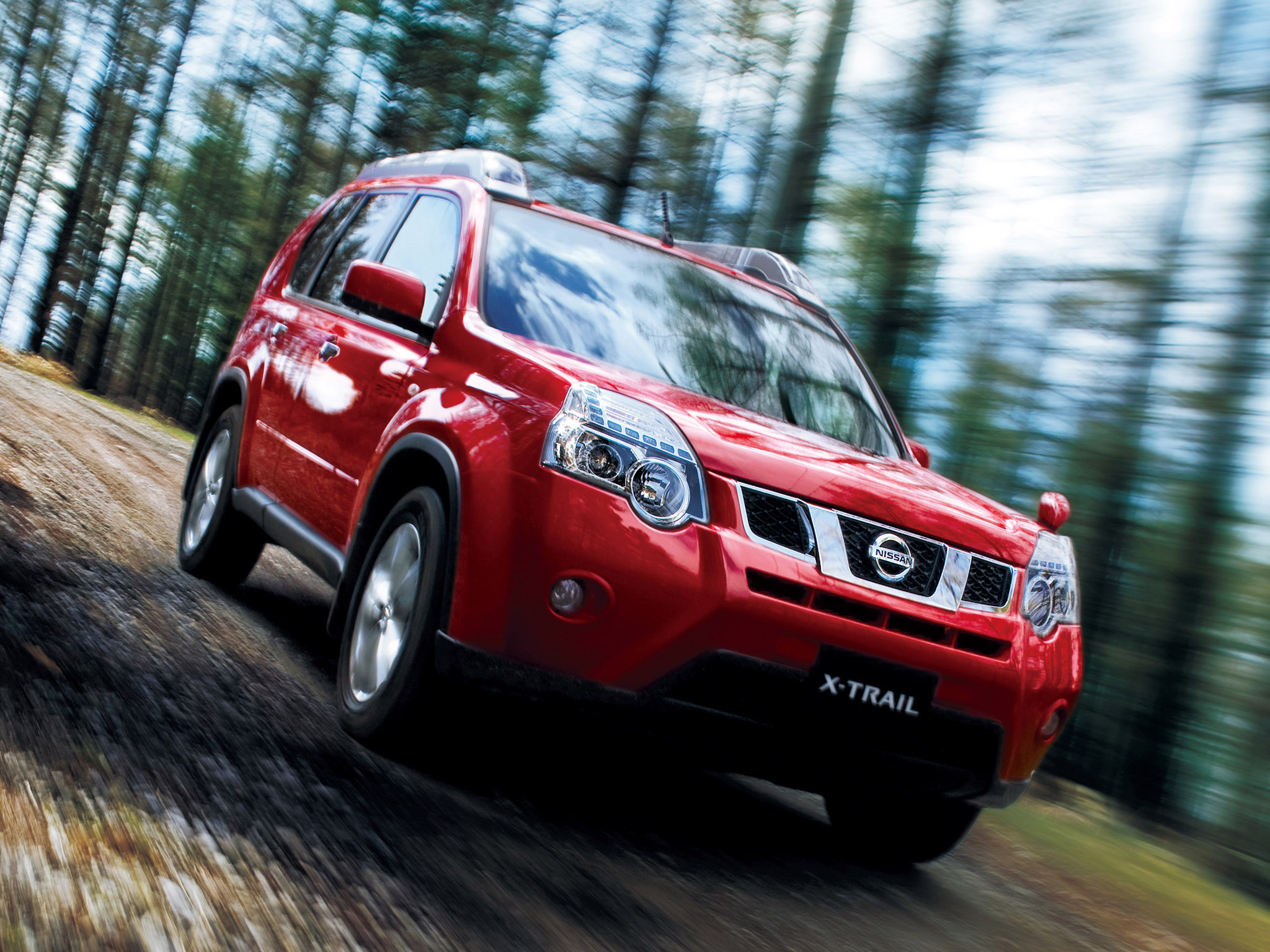 ... 2010 Nissan X Trail Owners Manual .