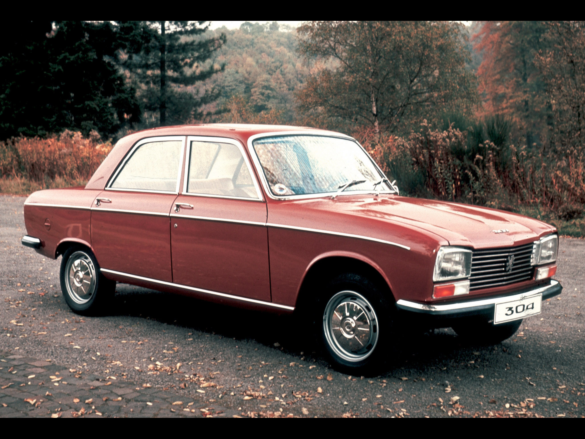 Car Photo Gallery » Peugeot 304 1969-79