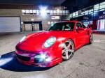 Porsche 911 turbo d2forged cv2 997 Photo 02