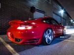 Porsche 911 turbo d2forged cv2 997 Photo 10