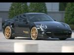 Porsche 911 turbo rst roock 600 lm 2009 Photo 02