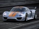 Porsche 918 rsr concept 2011 Photo 09