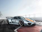 Porsche 918 rsr concept 2011 Photo 13