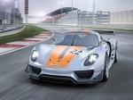 Porsche 918 rsr concept 2011 Photo 17