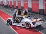 Porsche 918 rsr concept 2011 Photo 19