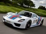 Porsche 918 spyder prototype martini racing design 2012 Photo 04