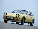 Porsche 924 coupe 1976-85 Photo 02