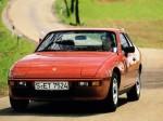 Porsche 924 coupe 1976-85 Photo 06