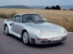Porsche 959 coupe 1987-88 Photo 15