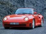 Porsche 959 coupe 1987-88 Photo 18