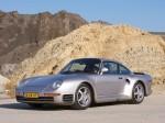 Porsche 959 coupe 1987-88 Photo 25