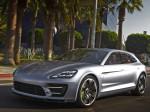 Porsche panamera sport turismo concept 2012 Photo 07