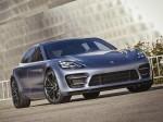Porsche panamera sport turismo concept 2012 Photo 14