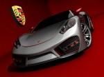 Porsche supercar design concept by emil baddal 2009 Photo 03