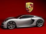 Porsche supercar design concept by emil baddal 2009 Photo 04