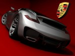 Porsche supercar design concept by emil baddal 2009 Photo 06