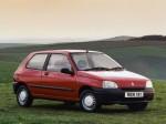 Renault clio 3-door uk 1996-98 Photo 01