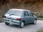 Renault clio 5-door 1990-96 Photo 01