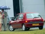 Renault clio 5-door 1990-96 Photo 02