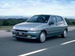 Renault clio 5-door 1990-96 Photo 03