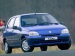 Renault clio 5-door 1996-98 Photo 01
