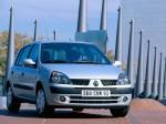 Renault clio 5-door 2001-05 Photo 06