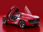 Renault dezir concept 2010 Photo 23