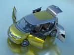 Renault frendzy concept 2011 Photo 07