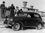 Renault juvaquatre coupe 1937-48 Photo 01